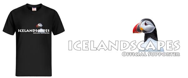 Icelandscapes T-Shirt